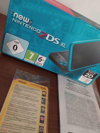 Caja New Nintendo 2ds Xl