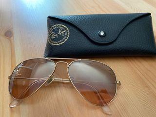 Gafas de sol Ray-Ban vintage de mujer