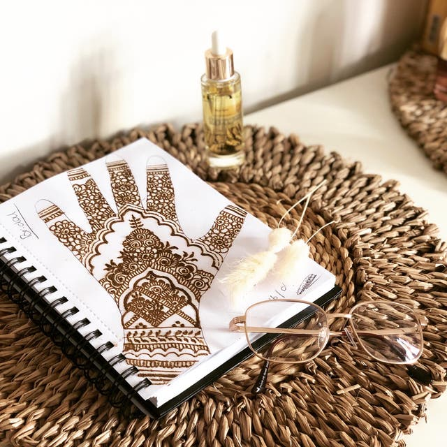 Henna mehndi for any occSion