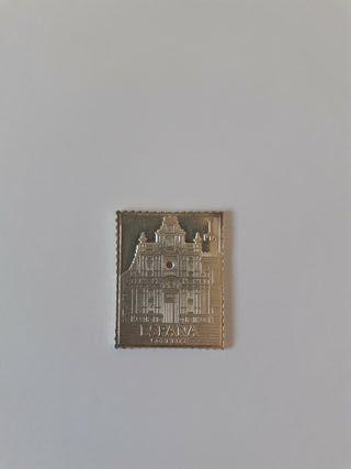 sellos de plata