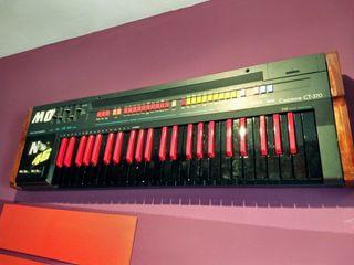 sintetizador casio