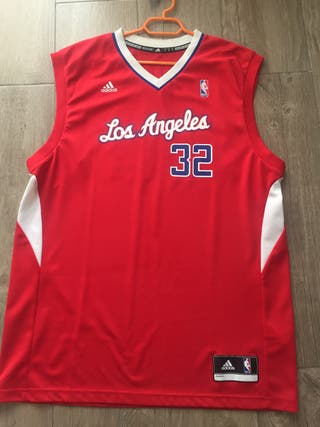 Camiseta NBA Blake Griffin Clippers Roja