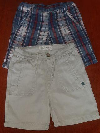 pantalón corto niños