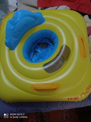 Flotador para bebé con braguita