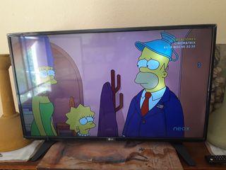 television LG32 nuevecica con todos sus accesorios