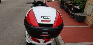 Suzuki burman 200