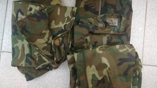 ropa de caza IV