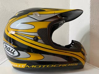 Casco moto cross L