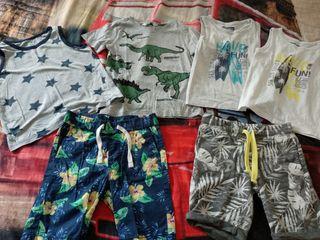 lote ropa 4-5años