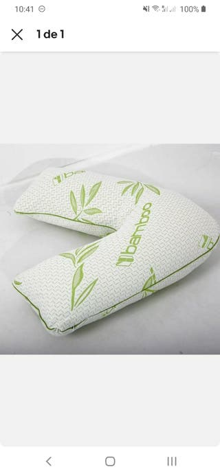 Brand new V shaped memory foam pillow