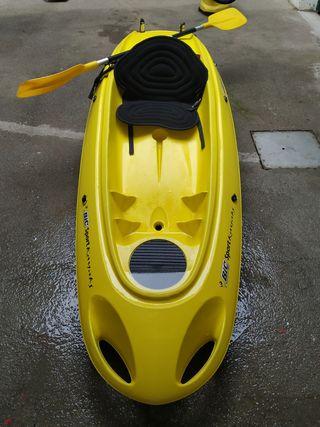 kayak marca BIC, decathlon