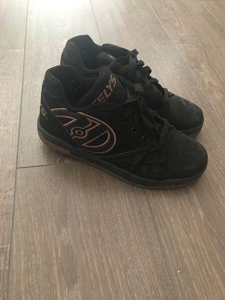 Zapatillas Heelys Como Nuevas