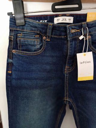 Pantalones vaqueros talla 9-10 años