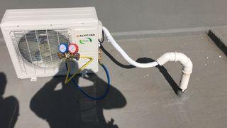 Reparaciones e instalaciones de aire acondicionado