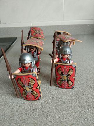 playmobils romanos