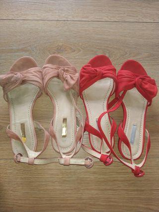lote sandalias