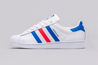 Blanco Adidas Superstar - Zapatillas talla 36,5