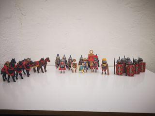 Playmobil, ejército Romano