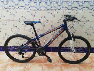 Bicicleta de 24 pulgadas precio negociable