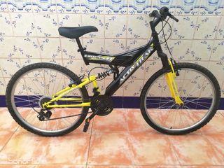 se vende bicicleta. precio negociable