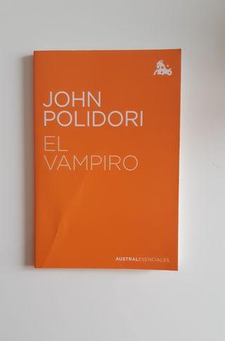 El vampiro. J. Polidori
