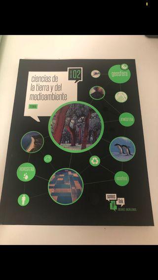 Libros de ciencias y medio ambiente