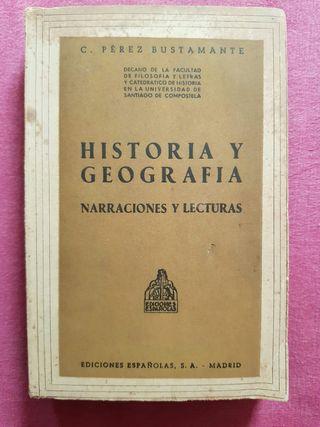 Historia y geografía narraciones y lecturas