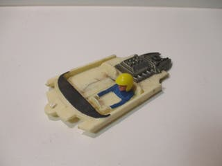 FORD GT 1/32 BANDEJA SCALEXTRIC EXIN AÑO 1968