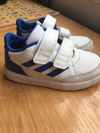 Zapatillas niño talla 25