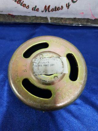 volante magnetico cady