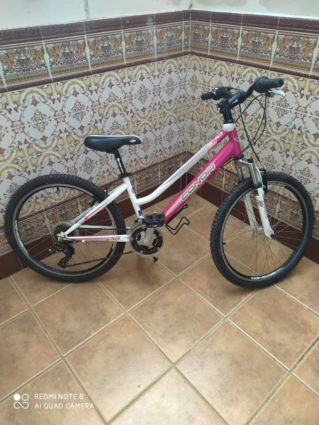 """Bicicleta 24"""" Conor"""