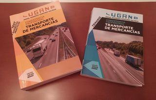 libros capacitacion al transporte por carretera.