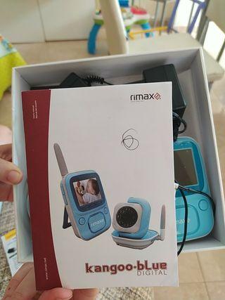 cámara vigila-bebes Rimax