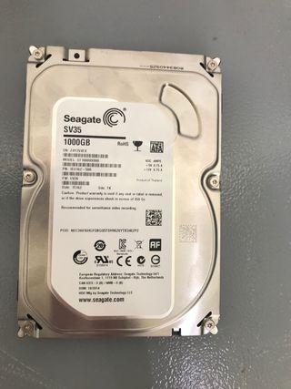 Disco duro Seagate 1000GB