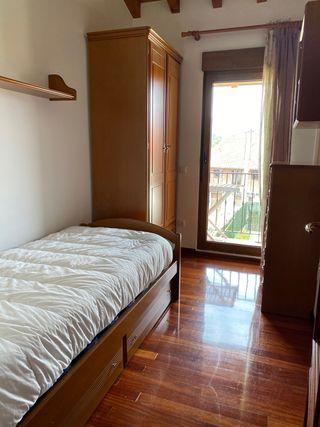 Dormitorio completo Madera