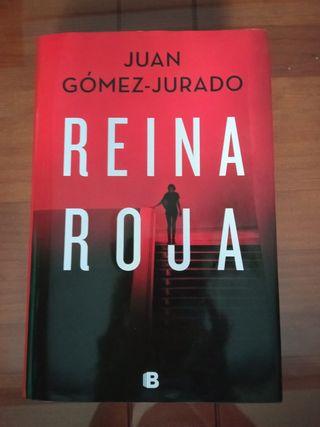 """Vendo libro """"Reina roja"""", de Juan Gómez-Jurado"""