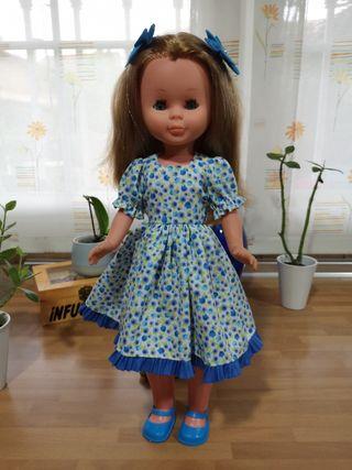 Preciosa muñeca Nancy de Famosa de los años 80