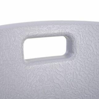 Silla de Ducha Antideslizante y Regulable para Bañ