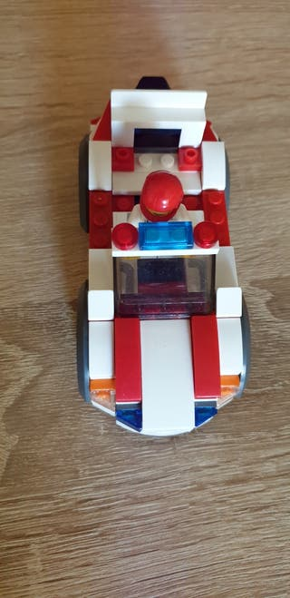 Coche Lego