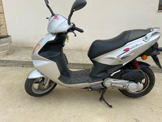 Scooter Daelim five 50cc