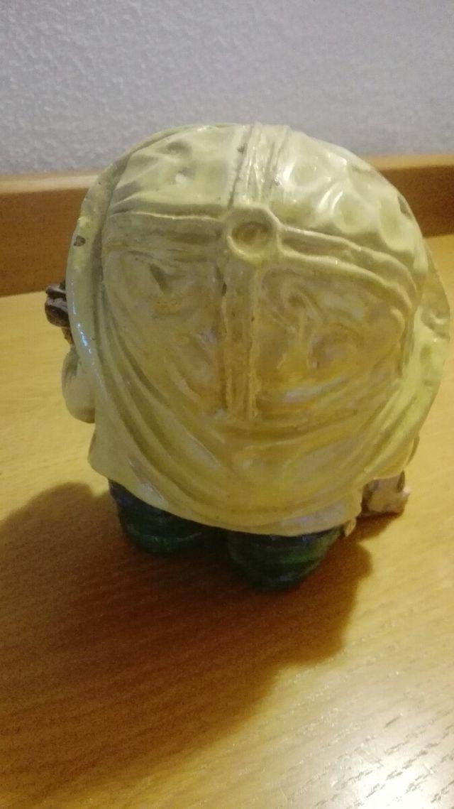 pescador de cerámica