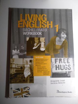 Living English 1 batxi workbook