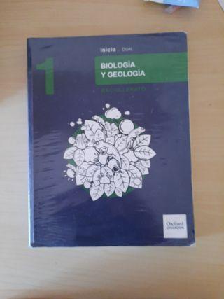 Biología y Geología 1 Bachillerato