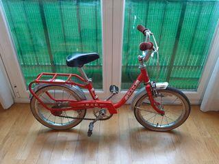 Bicicleta de niño GAC