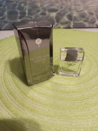Miniatura de perfume Guerlain Homme