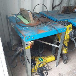 mesa tronzadora maders