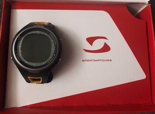 Reloj y pulsómetro analógico