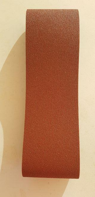 Bandas de lija 100x610 grano 80 (x3)
