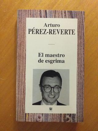 El maestro de esgrima, de Arturo Perez-Reverte