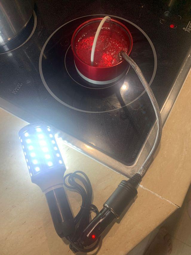 Extended Generador eléctrico portátil